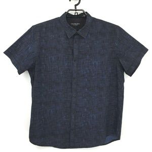 CK Calvin Klein Jeans Mens Casual Shirt Size Large